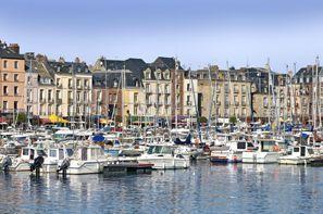 Ubytování Dieppe, Francie