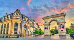 Ubytování Dijon, Francie