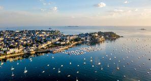 Ubytování Dinard, Francie