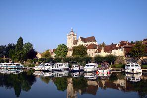 Ubytování Dole, Francie