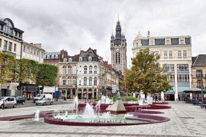 Ubytování Douai, Francie