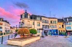 Ubytování Dreux, Francie