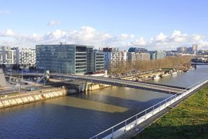 Ubytování Evry, Francie