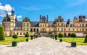 Ubytování Fontainebleau, Francie