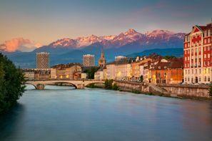 Ubytování Grenoble, Francie