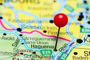 Ubytování Haguenau, Francie