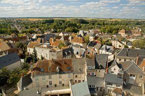 Ubytování Issoudun, Francie