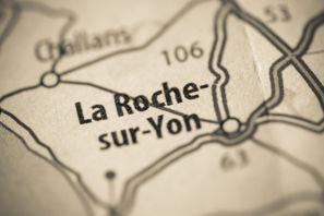 Ubytování La Roche Sur Yon, Francie