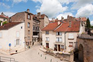 Ubytování Langres, Francie