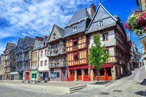 Ubytování Lannion, Francie