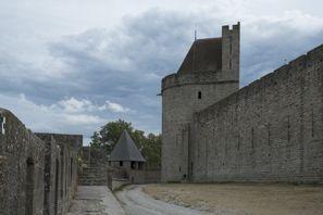 Ubytování Le Luc, Francie