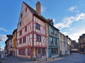 Ubytování Le Mans, Francie