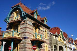 Ubytování Le Touquet, Francie