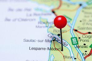 Ubytování Lesparre-medoc, Francie