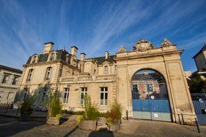Ubytování Libourne, Francie