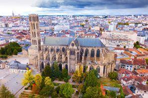 Ubytování Limoges, Francie