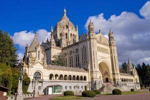 Ubytování Lisieux, Francie