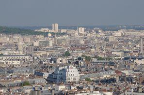 Ubytování Livry-Gargan, Francie
