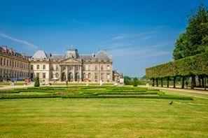 Ubytování Luneville, Francie