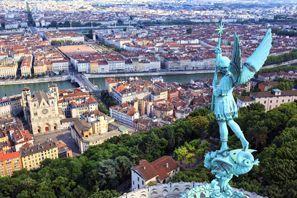 Ubytování Lyon, Francie