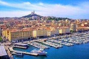 Ubytování Marseille, Francie