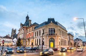 Ubytování Meaux, Francie