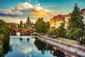 Ubytování Metz, Francie
