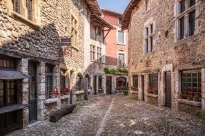 Ubytování Meximieux, Francie