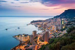 Ubytování Monaco, Francie