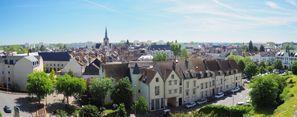 Ubytování Montargis, Francie