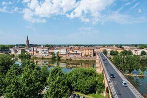 Ubytování Montauban, Francie