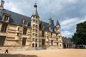 Ubytování Moulins, Francie