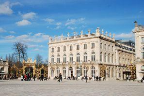 Ubytování Nancy, Francie