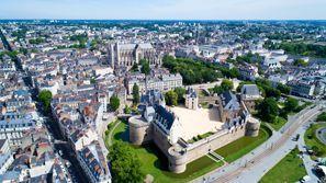Ubytování Nantes, Francie