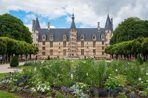Ubytování Nevers, Francie