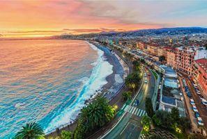 Ubytování Nice, Francie