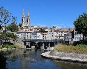 Ubytování Niort, Francie