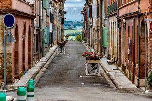 Ubytování Pamiers, Francie