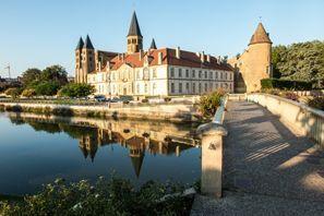 Ubytování Paray-le-Monial, Francie