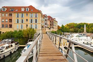 Ubytování Pontoise, Francie