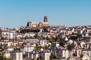 Ubytování Rodez, Francie