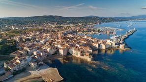 Ubytování Saint Tropez, Francie