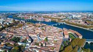 Ubytování Toulouse, Francie