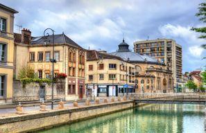 Ubytování Troyes, Francie