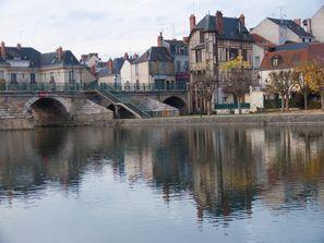 Ubytování Vierzon, Francie