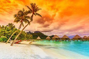Ubytování Bora Bora, Francouzská Polynésie