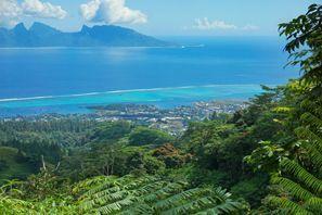 Ubytování Moorea Island, Francouzská Polynésie