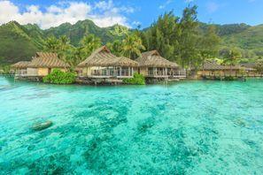 Ubytování Papeete, Francouzská Polynésie