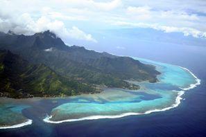 Ubytování Tahiti Island, Francouzská Polynésie