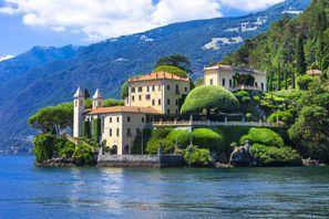 Ubytování Como, Itálie